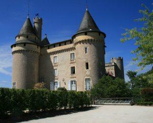 Circuits randonnée pédestre - Mercuès - Circuit de Terre Blanc - 6km (Château de Mercuès)