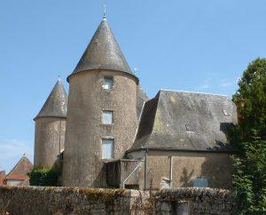Circuits randonnée pédestre - Padirac - Le circuit de Padirac - Les Fieux - 22km (Château de Padirac)