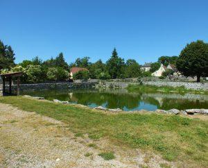 Circuits randonnée pédestre - Reilhac - Le Chemin de l'Eau - 9km (Lavoir de Reilhac)