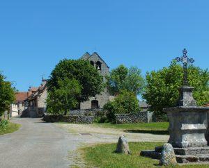 Circuits randonnée pédestre - Reilhac - Le causse autour de Reilhac - 17km (Dans le bourg de Reilhac)