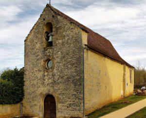 Circuits randonnée pédestre - Saint-Cirq-Souillaguet - Circuit des Hameaux du Souillaguet - 7km (Église de Souillaguet à Saint-Cirq-Souillaguet)