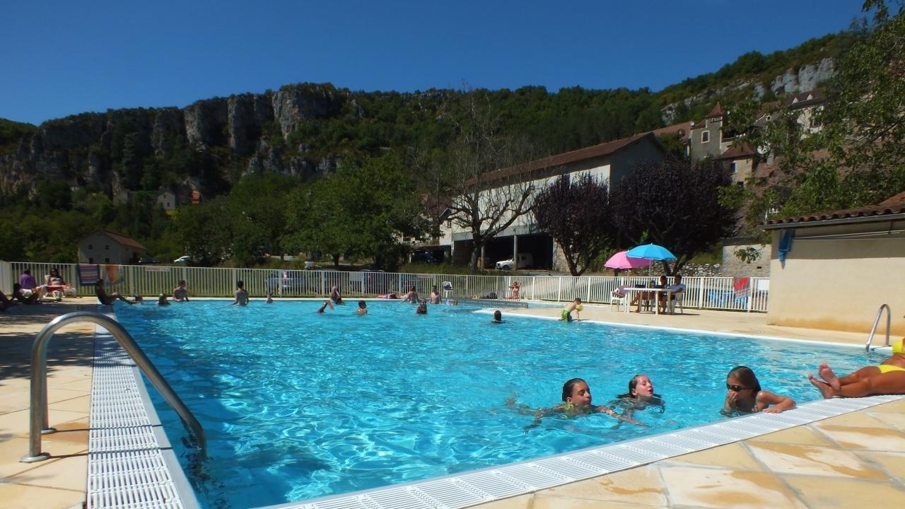 Piscines & Parcs aquatiques - Saint-Sulpice - Piscine Munipale (bourg) -