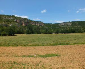 Campagnes - Saint-Sulpice - Les campagnes (La Gravette) -