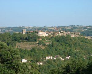 Châteaux & Fortifications - Capdenac - L'oppidum de Capdenac-le-Haut -