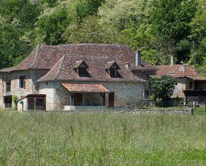Demeures & manoirs - Capdenac - Belles demeures (Le Soulié) -