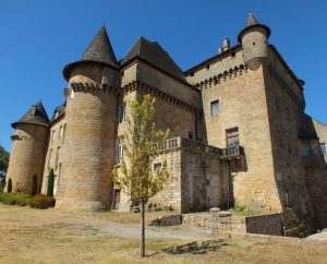Châteaux & Fortifications - Lacapelle-Marival - Château de Lacapelle-Marival (rue du Château) -