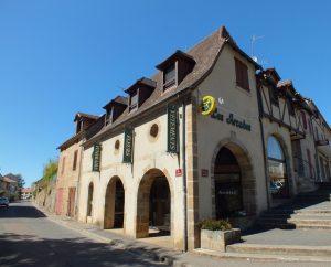 Demeures & manoirs - Lacapelle-Marival - Belles demeures (Rue du Château) -