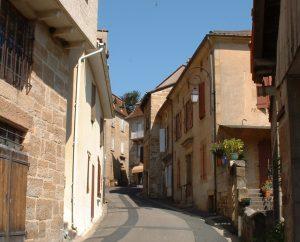 Rues & Ruelles - Lacapelle-Marival - Rue Gaillard -