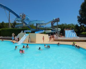 Piscines & Parcs aquatiques - Souillac - Parc Aquatique QUERCYLAND (Les Ondines) -