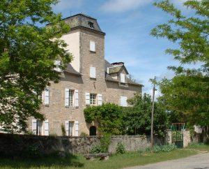 Demeures & Manoirs - Laramière - Belles demeures (Le Prieuré) -