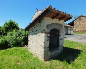 Fontaines & Puits - Linac - Puits (bourg) - Le puits de la Place du puits