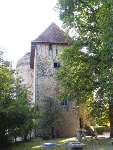 Le château de Puy-Launay à Linac dans le Lot