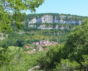 Points de vue - Marcilhac-sur-Célé - Point de vue (Pech de Michaudel - D14) -