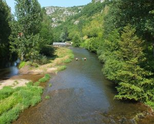 Rivières & Ruisseaux - Marcilhac-sur-Célé - Le Célé (bourg) -