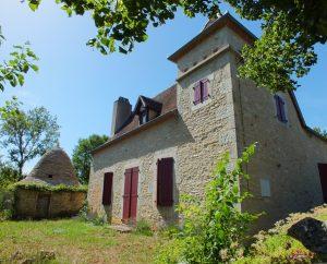 Demeures & Manoirs - Marcilhac-sur-Célé - Belles demeures (Pailhès) -