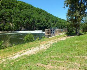 """Circuits VTT - Pescadoires - Sur la Route des """"Pescatores"""" - 8km (écluse de Campastier)"""