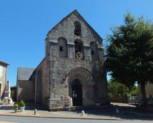 Églises & Abbayes - Lavergne - Église Saint-Blaise (bourg) -