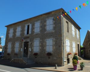 Mairies - Lavergne - Mairie (bourg) -