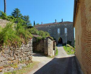 Rues & Ruelles - Bélaye - Dans les rues du bourg -