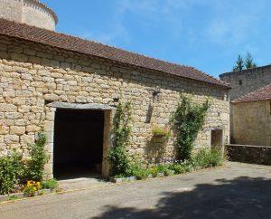 Granges & Fermes - Sainte-Croix - Belles granges (bourg) -