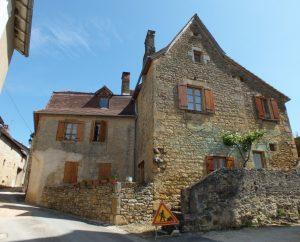 Demeures & Manoirs - Saint-Médard-de-Presque - Belles demeures (bourg) -