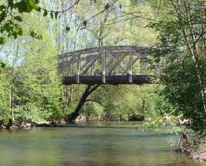 Ponts & Viaducs - Béduer - Pont du Moulin de Béduer -