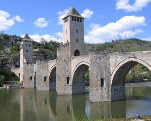 Ponts & Viaducs - Cahors - Pont Valentré -