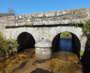 Ponts & Viaducs - Comiac (Sousceyrac-en-Quercy) - Pont (bourg) -