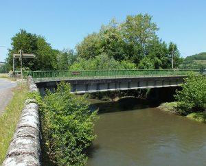 Ponts & Viaducs - Figeac - Pont de Merlançon -