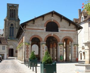 Halles - Gramat - Halle du XIXe siècle (Place de la Halle) -