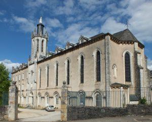 Églises & Abbayes - Gramat - Couvent (Avenue Louis-Mazet) -