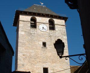 Châteaux & Fortifications - Gramat - Tour de l'Horloge (Rue de l'Horloge) -
