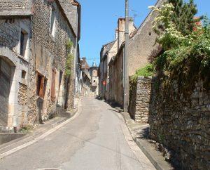 Rues & Ruelles - Gramat - Rue Saint-Roch -