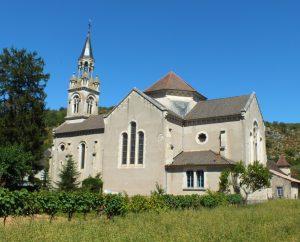 Églises & Abbayes - Saint-Martin-Labouval - Église Saint-Martin (bourg) -