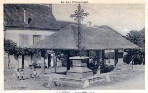 LOT'refois - CPA - début XXe - Livernon - La Halle