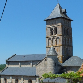 LOT'refois - Photo 2015 - Livernon - Église Saint-Remy