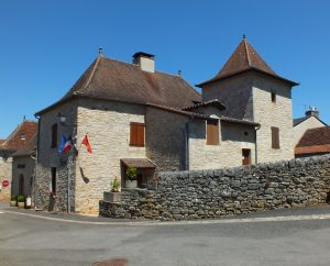 Mairies - Livernon - Mairie (bourg) -