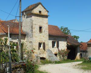 Demeures & Manoirs - Puyjourdes - Belles demeures (bourg) -