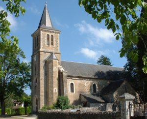 Églises & Abbayes - Baladou - Église Notre-Dame de l'Assomption (bourg) -