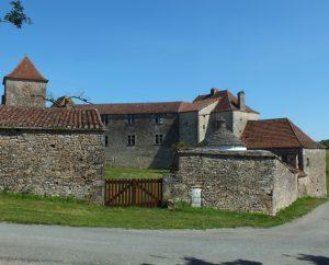 Circuits randonnée pédestre - Beauregard - Le Chemin de la Bastide de Beauregard - 11km (Château de Labastide-Marsa)