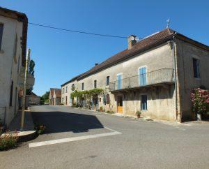 Rues & Ruelles - Beauregard - Dans les rues du bourg -