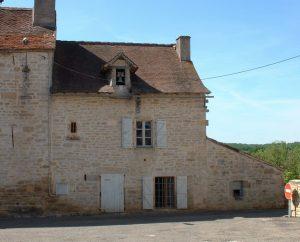 Mairies - Beauregard - Ancienne mairie (bourg) -