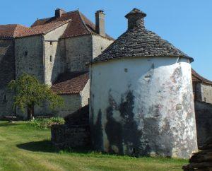 Pigeonniers & Colombiers - Beauregard - Pigeonnier du Château de Labastide-Marsa -