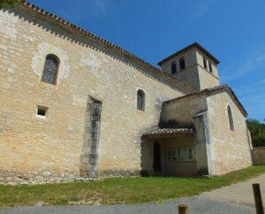 Églises & Abbayes - Belmontet (Montcuq-en-Quercy-Blanc) - Église Saint-Avit -