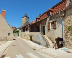 Rues & Ruelles - Bio - Dans les rues du bourg -