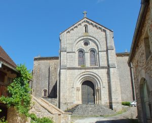Églises & Abbayes - Blars - Église Saint-Laurent (bourg) -