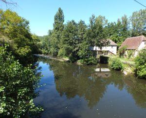 Rivières & Ruisseaux - Boussac - Le Célé (La Mouline) -
