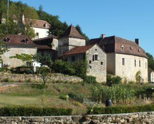 Demeures & Manoirs - Cénevières - Belles demeures (Le Clapié) -