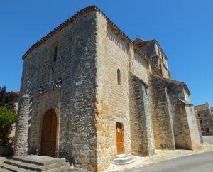 Églises & Abbayes - Pescadoires - Église Saint-Pierre-ès-Liens (bourg) -