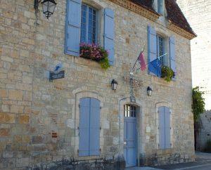 Mairies - Castelfranc - Mairie (bourg) -